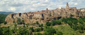 Fall in love with the tufa towns in the Maremma