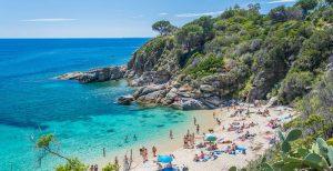 A getaway to Elba island